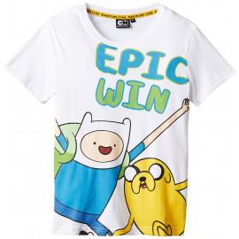 T-shirt  Adventure Time, Maglietta Maniche Corte  *20524
