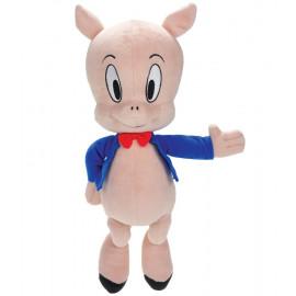 Peluche Looney Tunes Porcky Pig 30 cm. *13867 cartoni animati