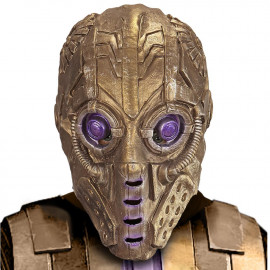 Maschera Carnevale Robot Cyborg Space Trooper PS 26447 Pelusciamo Store Marchirolo