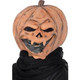 Maschera Halloween Carnevale Adulto Zucca Horror Accessorio Smiffys