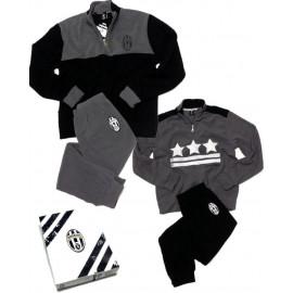 Pigiama ragazzo Juve in pile Abbigliamento originale Juventus 24787 pelusciamo store