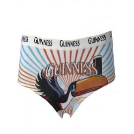 Abbigliamento ragazza Slip Ragazza Tucano Guinness Beer *04156