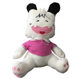Peluche Hello Spank T-Shirt Rosa 55 Cm Plush Cartoon PS 13201