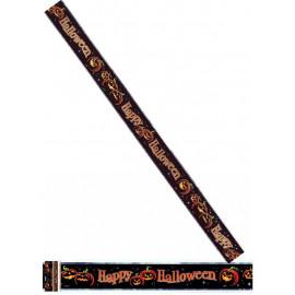 Accessori Arredo Party banner Happy Halloween 4 metri *00814 | pelusciamo.com