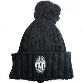 Berretto Juventus Cappello PonPon Invernale Juve Ufficiale Logo Ovale PS 01727