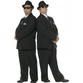 Costume Carnevale Uomo The Blues Brothers Smiffy's 30377 | Pelusciamo.com