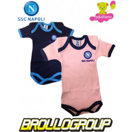 Body per neonato della SSC Napoli