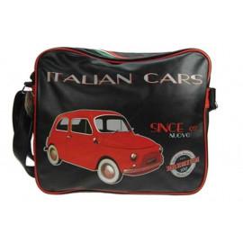 Borsa a Tracolla Italian cars since 1957 postina portatutto *11546