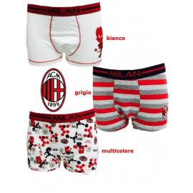 Boxer da Bimbo  Ac Milan abbigliamento intimo calcio PS 19120