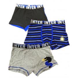 Boxer Ragazzo Fc Internazionale, abbigliamento Intimo inter R12076