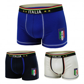 Boxer uomo Italia nazionale italiana Abbigliamento intimo  *24185 pelusciamo.com