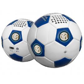 Altoparlante bluetooth A Forma Di Pallone Da Calcio Inter PS 05812 Prodotto Ufficiale pelusciamo store