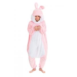 Costume Carnevale Coniglio In Peluche Travestimento Animale PS 04841 Pelusciamo Store Marchirolo