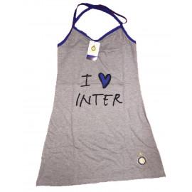Camicia da notte inter  Abbigliamento Estivo Ufficiale Calcio *03280