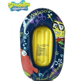 Canotto Gonfiabile Spongebob 102x69 cm Accessori Piscina Mare *13130