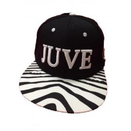 Cappello Juve Con Visiera Rapper Zebra Bianconera Juventus F.C. PS 01924 Logo Storico