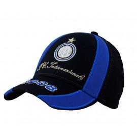 Cappellino Inter Calcio Cappello Baseball Con Visiera PS 04640