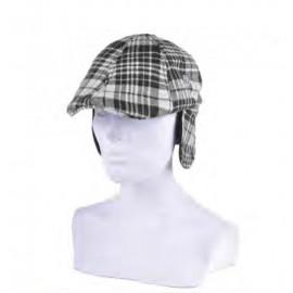 Cappello paraorecchie coppola bambino originale Juventus calcio *01465