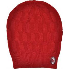 Cappello berretto Milan rasta abbigliamento tifosi milanisti calcio *02451