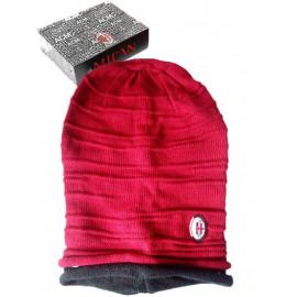 Cappello Invernale rasta rotolino Milan Ufficiale squadre calcio *02222 pelusciamo.com