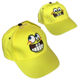 Cappello bambino Baseball Spongebob Cappellino Con visiera | pelusciamo.com