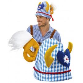 Cappello Oktoberfest  corna festa  birra Accessorio Costume Carnevale *20079 pelusciamo store
