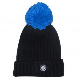 Cappello Bimbo Inter Ponpon ufficiale calcio FC Internazionale PS 17272
