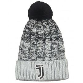 Berretto Juventus Cappello PonPon Invernale Juve Ufficiale Logo Ovale PS 28488