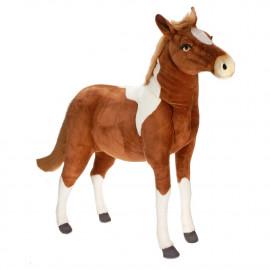 Peluche Gigante Cavallo Pony 140 cm. Peluches Realistico PS 05760