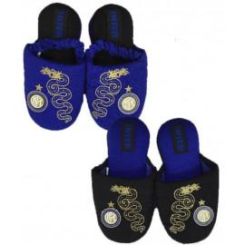 Pantofole Ragazzo Fc Internazionale, ciabatte bambino Inter PS 10552
