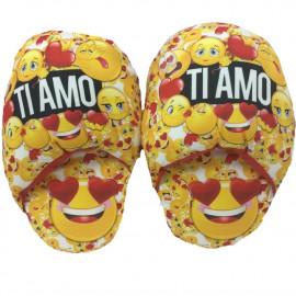 Ciabattone Smile Ti Amo Idea Regalo San Valentino PS 04909