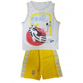 Completino neonato safari Juve Abbigliamento ufficiale Juventus | Pelusciamo.com