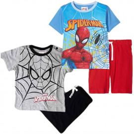 Completo Bimbo Spiderman Marvel Uomo Ragno Pelusciamo Store Marchirolo