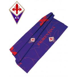 Copridivano ACF Fiorentina 170x290 cm Telo arredo squadre calcio *19347