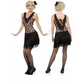 Costume Carnevale Donna Jazz  Anni 20 Charleston smiffys *10289
