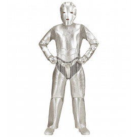 Costume Carnevale Bimbo Robot | Pelusciamo.com