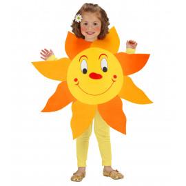 Costume Carnevale Bambino , Bambina Sole  *24937 |   pelusciamo store