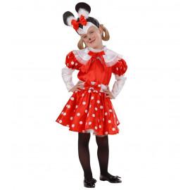 Costume Carnevale Bimba, Mouse travestimento Topolina *22717, | Pelusciamo.com