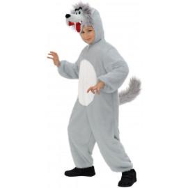 Costume carnevale Bambino Lupo con Pelo |   pelusciamo store