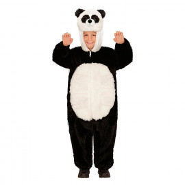 Costume carnevale Bambino Panda Peluche   pelusciamo store