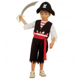 Costume Carnevale Bimbo Pirata  pelusciamo store