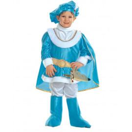 Costume Carnevale Bimbo Travestimento Principe Azzurro PS 19654 Prince