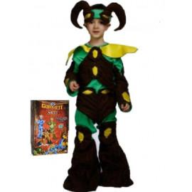 Costume carnevale bambino  Gormiti Grandalbero  *01657 Cartoni animati