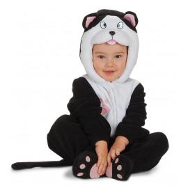 Costume Carnevale gattino Bimbo, travestimento Animale gatto *05558 pelusciamo store