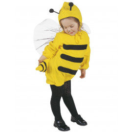 Costume Carnevale Ape Bee Travestimento Bambini PS 05425