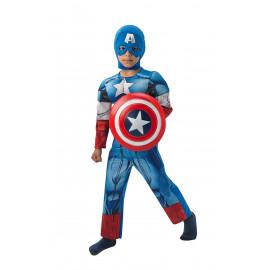 Costume Carnevale bimbo Captain America The Avengers 05066 pelusciamo store