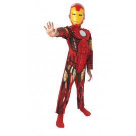 Costume Carnevale bambino Iron Man classic The Avengers 05128 pelusciamo store