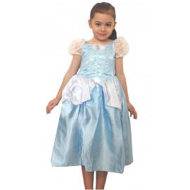 Costume Carnevale Bimba Principessa Cenerentola  Disney| pelusciamo.com