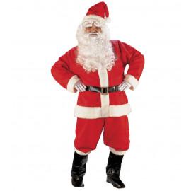 Costume Completo Babbo Natale Taglia Unica M/L  PS 05074 Pelusciamo Store Marchirolo