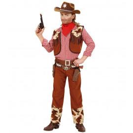 Costume Carnevale Bimbo CowBoy  *24913 Far West | Pelusciamo store